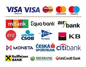 Spuštění platební brány