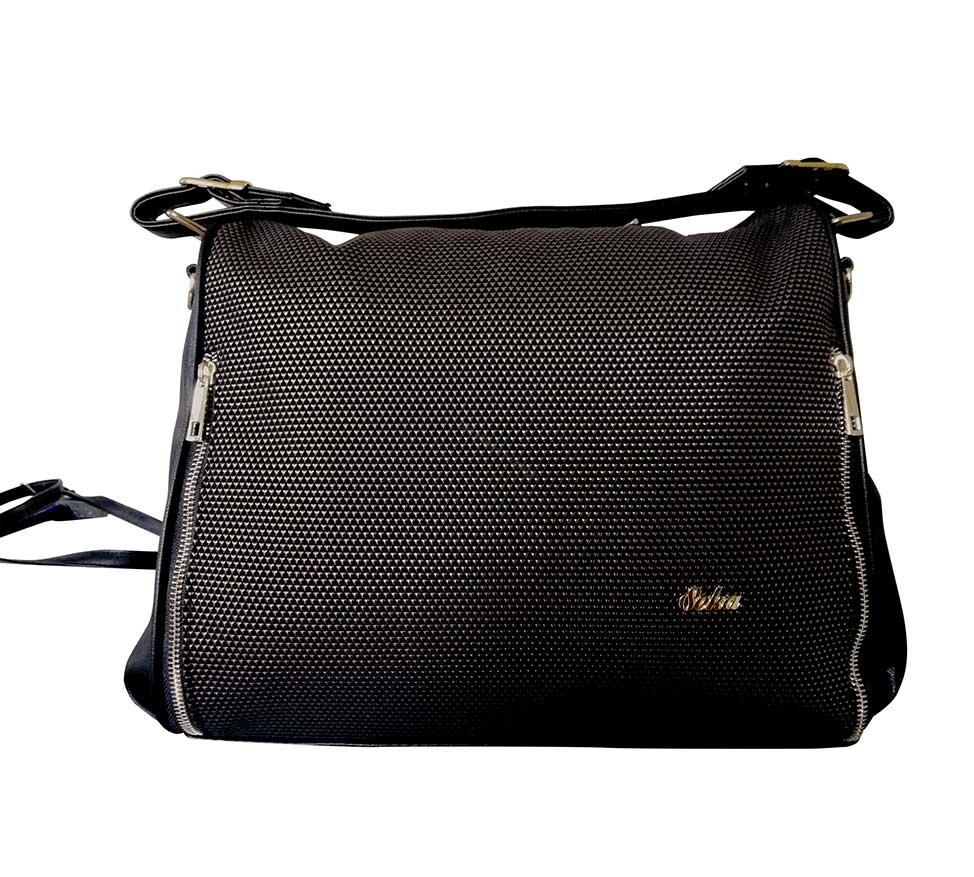 Elegantní zlatá kabelka značky Seka 2e369f3a41b