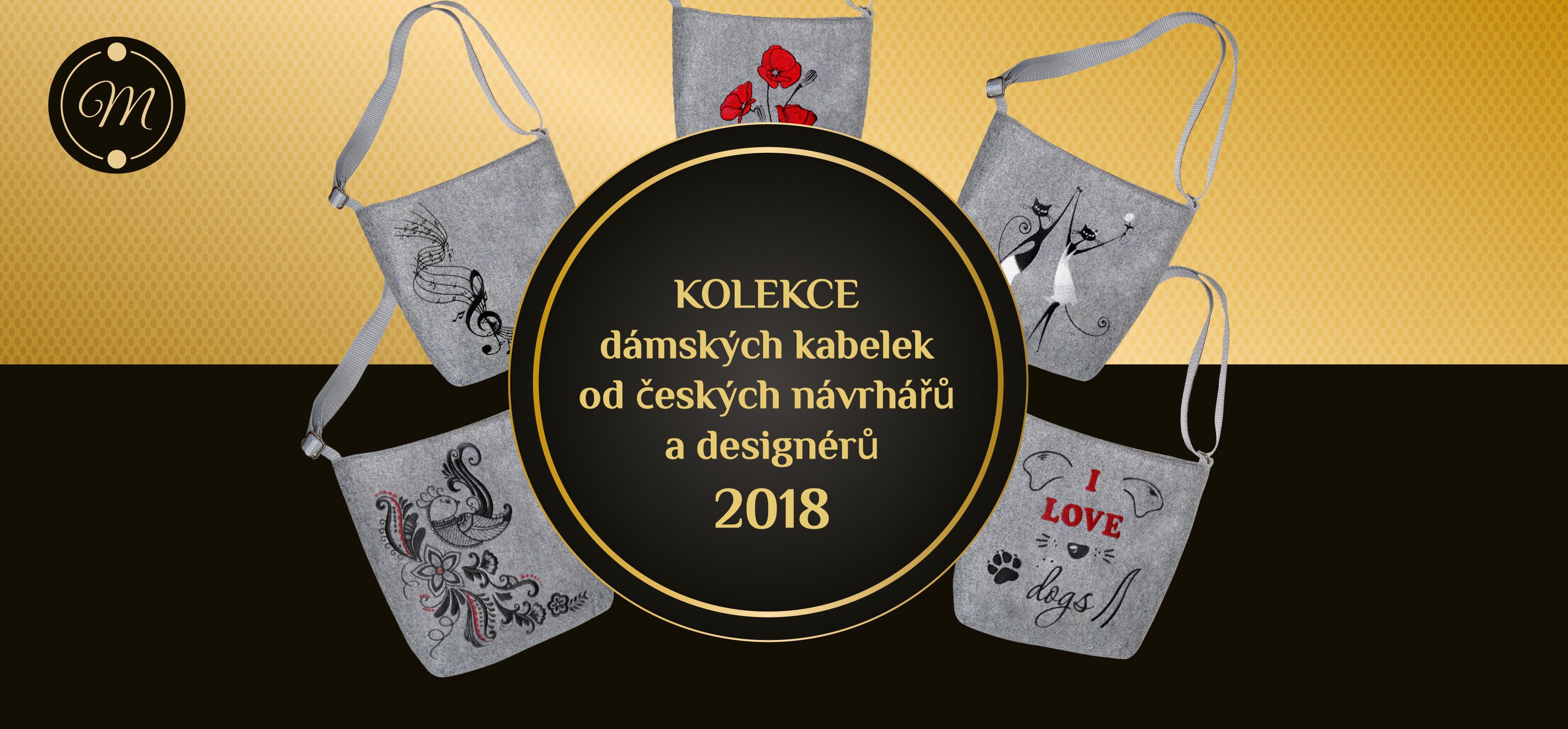 Kolekce dámských kabelek od značky MarkModern